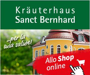 Kräuterhaus Sanct Bernhard - allo shop online